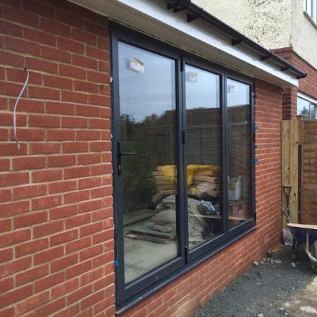 bi-fold doors in Kent